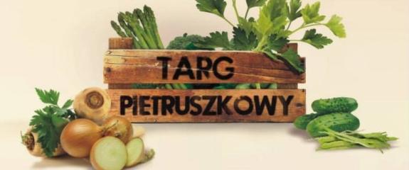 Targ Pietruszkowy w Rynku Podgórskim