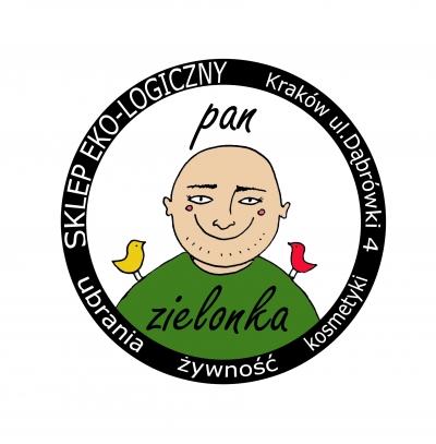 Pan Zielonka - Loga, banery, ulotki