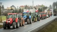 Protesty rolników 2015